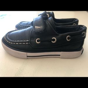 Toddler Boy Nautica Little River Boat Shoes